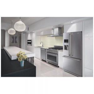 Electrolux kitchen silver